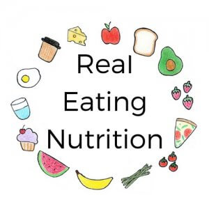 Real Eating Nutrition Logo